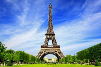 <p>Paris: The Great Eiffel Tower</p>